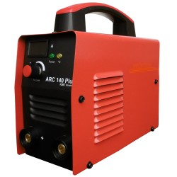 ARC 140 Plus Inverter Schweiß Inverter - ROT